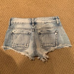 PacSun Shorts - PacSun Kendall and Kylie Jean shorts